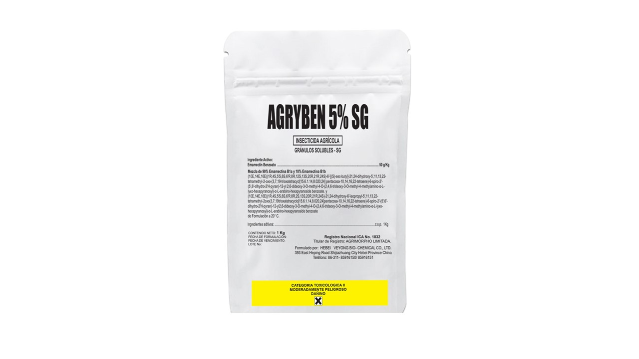 Global Cropscience AGRYBEN 5% SG