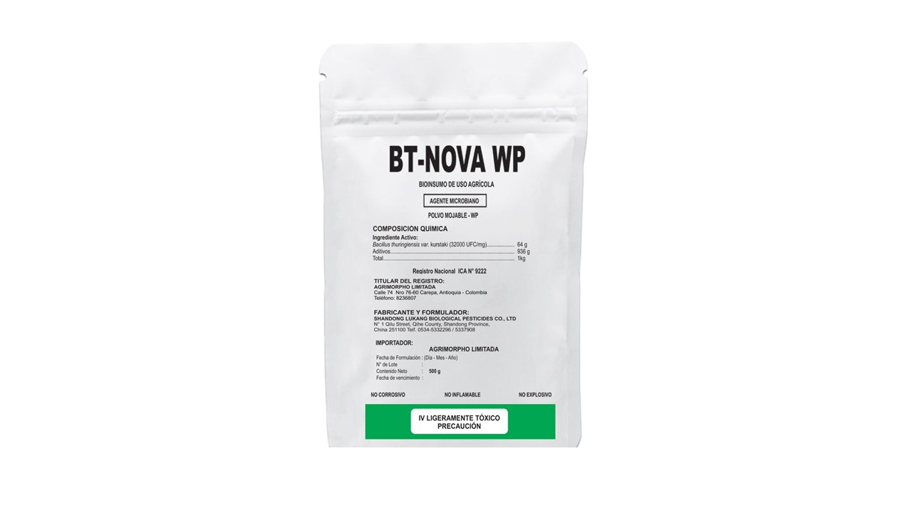 Global Cropscience Bt-NOVA WP